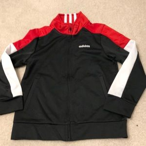 Adidas boys jacket size 5